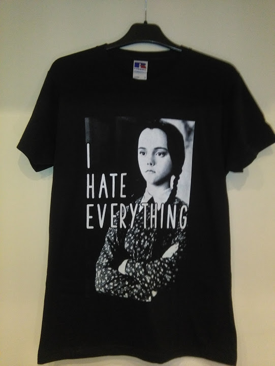 I HATE EVERYTHING T SHIRT